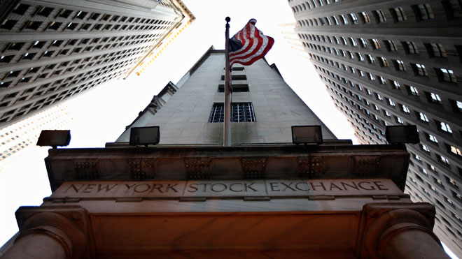 NYSE-Building-Flag
