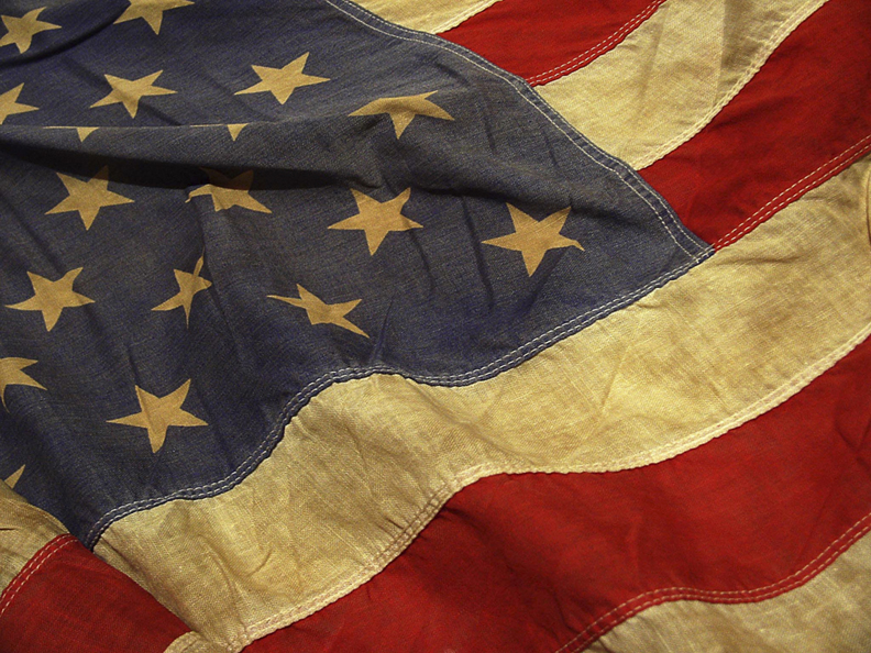 Old-American-Flag